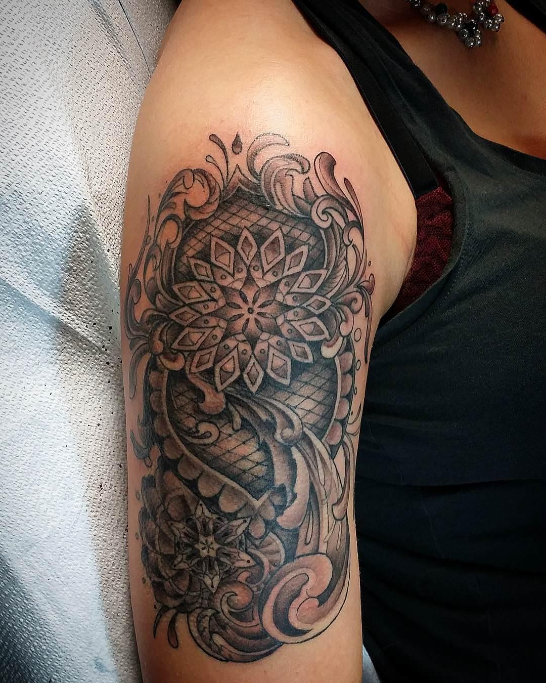 140 Mandala Tattoo Designs Ideas Design Trends