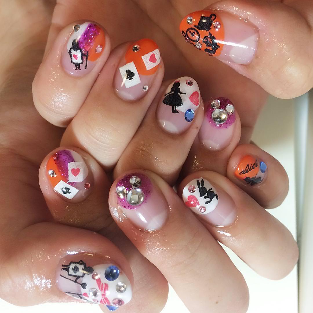 Disney Nail Designs: 30+ Disney Nail Art Designs, Ideas