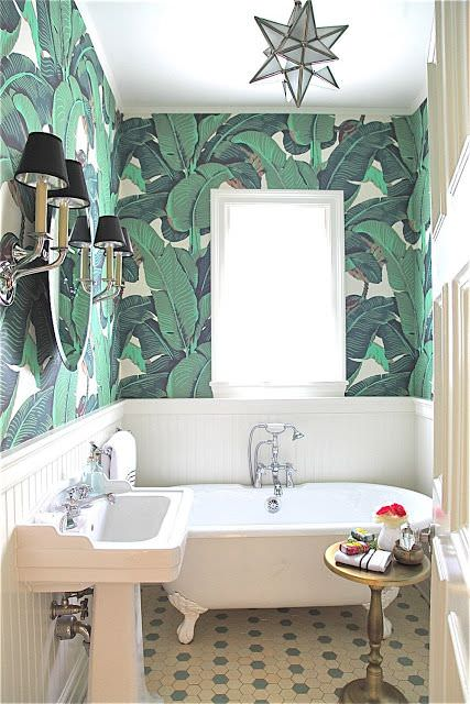 31 Bathroom Wallpaper Designs Bathroom Designs Design