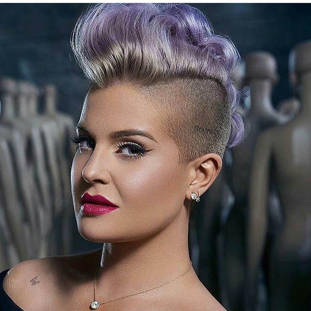 22 Mohawk Haircut Ideas Designs Hairstyles Design Trends