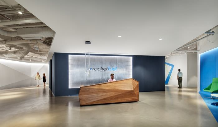 33 office furnitures designs ideas plans design trends for Office reception design