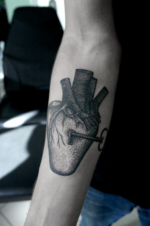 heart tattoo designs design trends