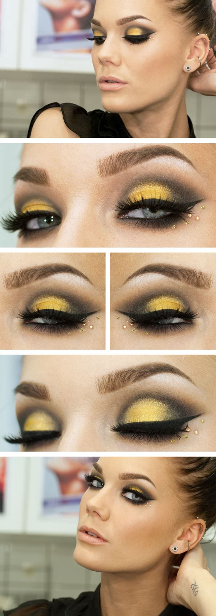 Disin Makeup: 60+ Eye Makeup Designs