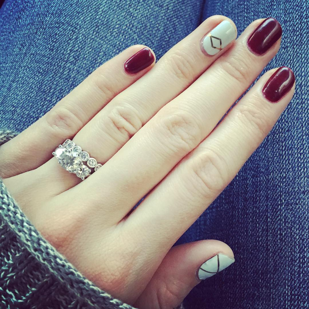 Gel Nail Designs For Fall