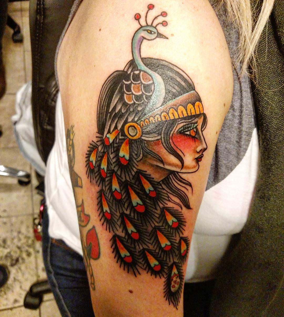 69 Best Peacock Tattoo Design Ideas Design Trends