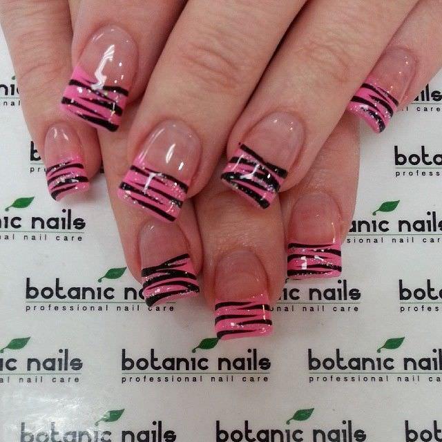 34 zebra nail designs nail designs design trends