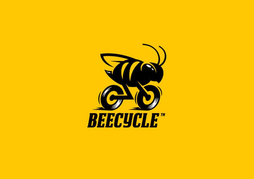 Queen Bee logo design  48HoursLogocom