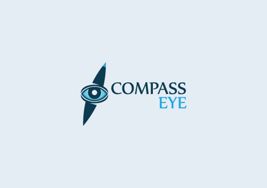 30 Cool Compass Logo Designs  Hative