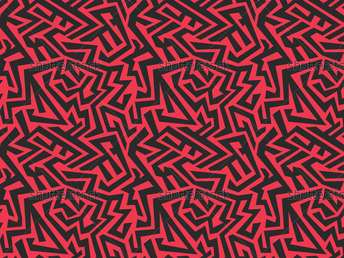 32 red pattern designs pattern designs design trends - Photo image design ...