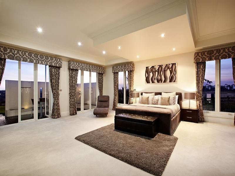 bedroom curtains designs designtrends