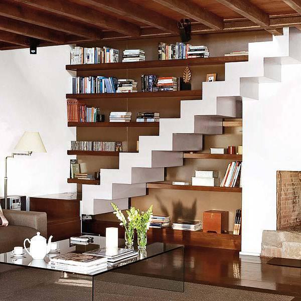 Storage Room Under Staircase Design