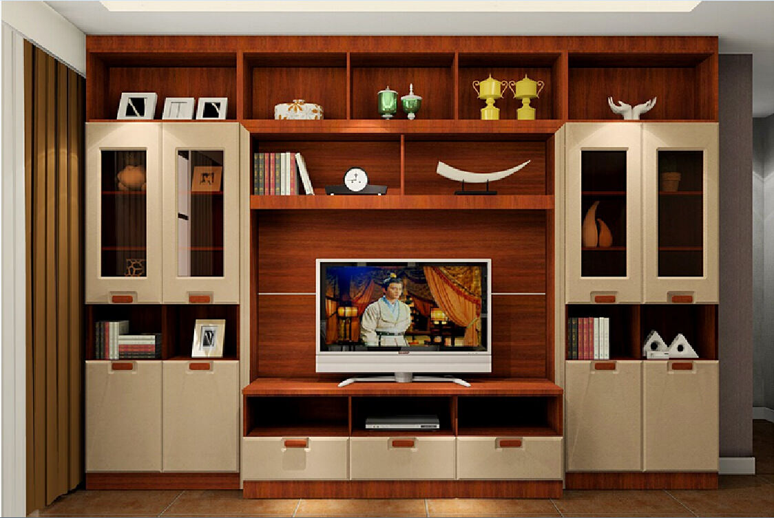 living room cabinet designs living room designs designtrends. Black Bedroom Furniture Sets. Home Design Ideas