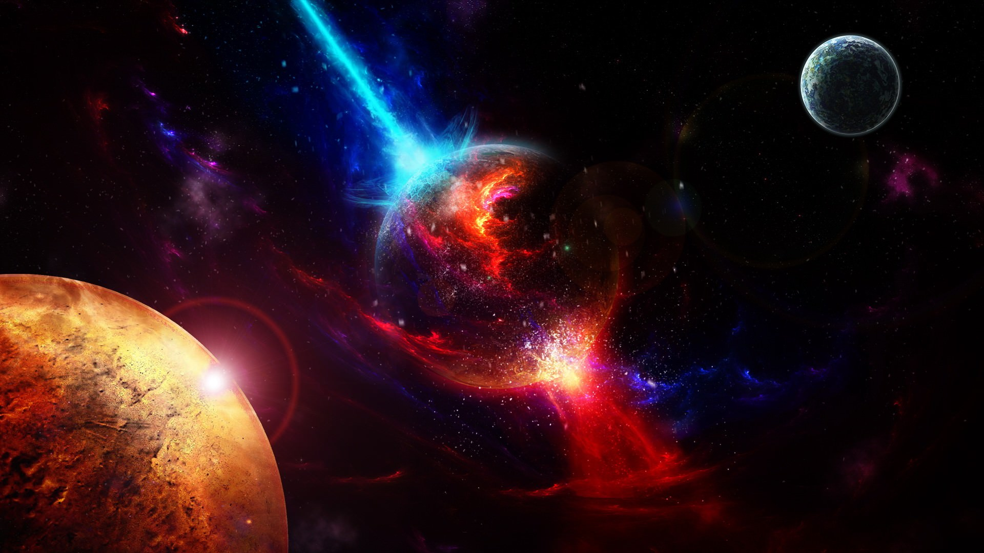 30 space backgrounds wallpapers pictures images for Outer space design
