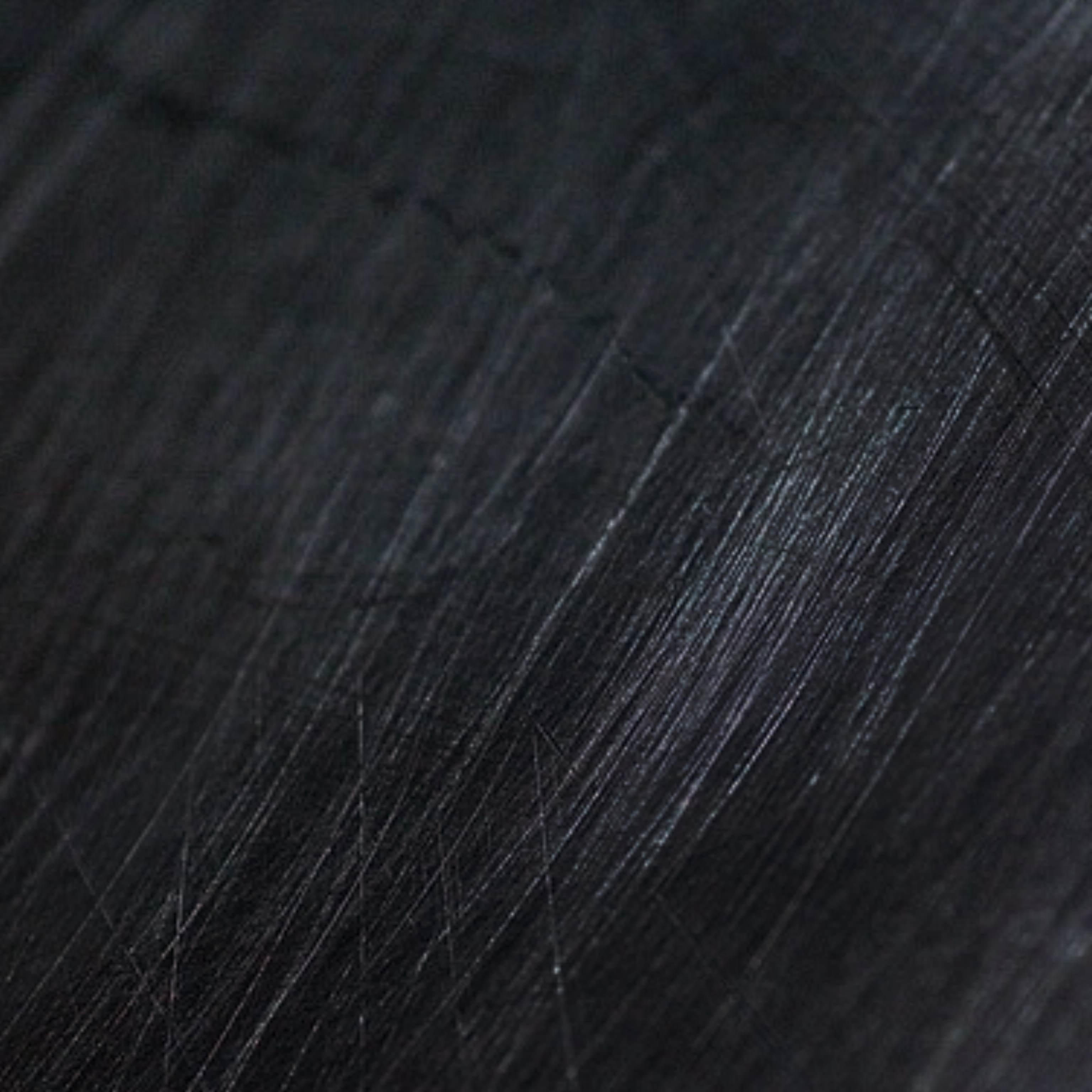 Black scratched texture