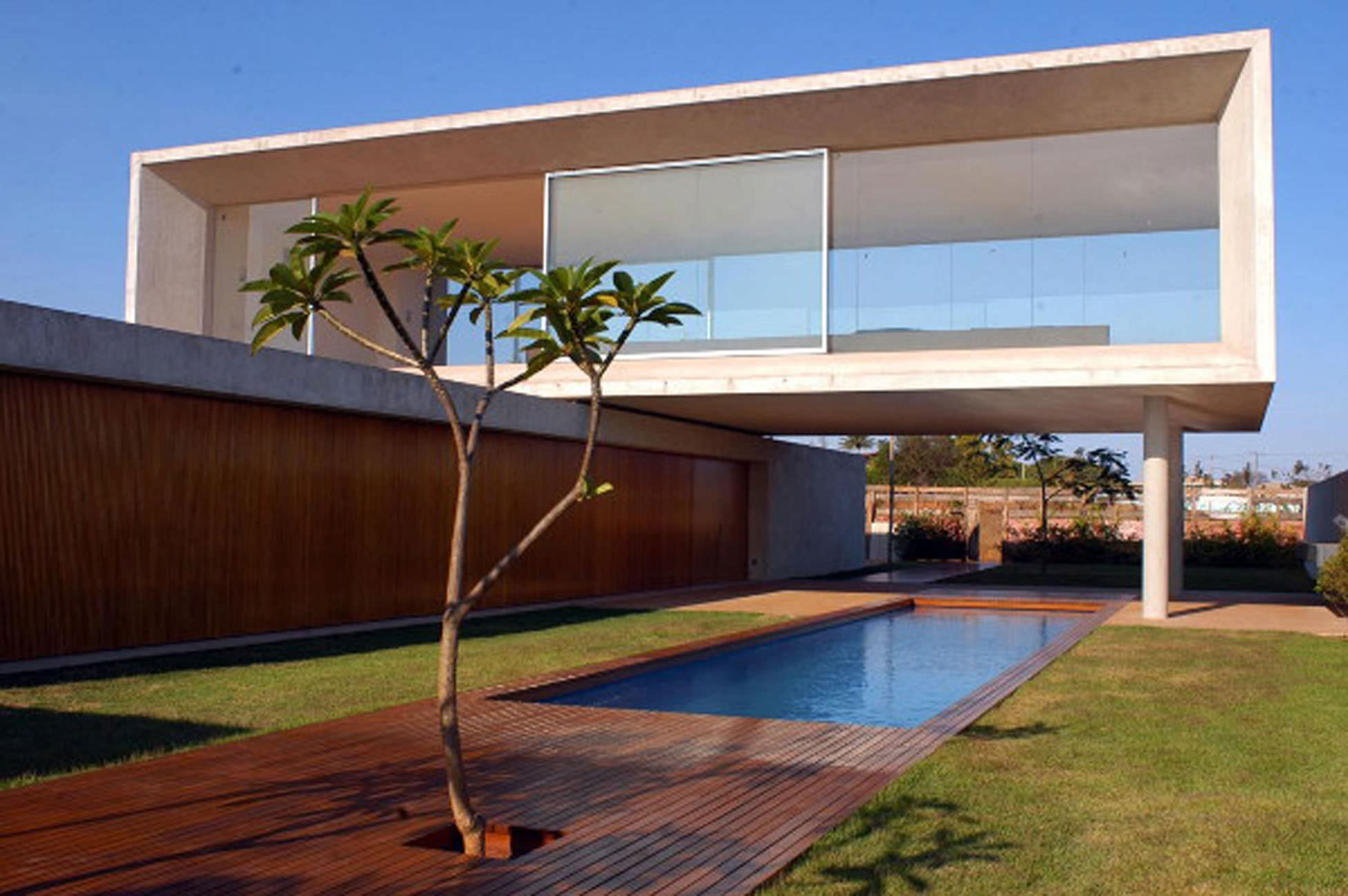 30 modern house designs home designs designtrends for Design your home