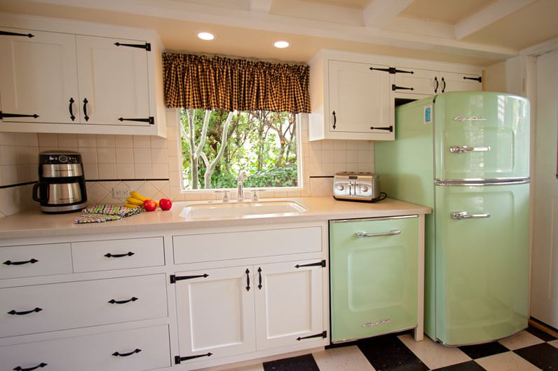 Cottage kitchen designs kitchen designs designtrends for American kitchen design