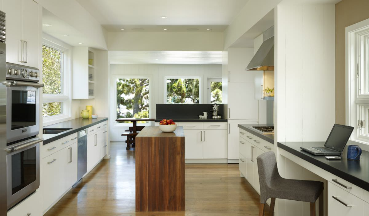 Cottage kitchen designs kitchen designs designtrends for Beach house kitchen ideas