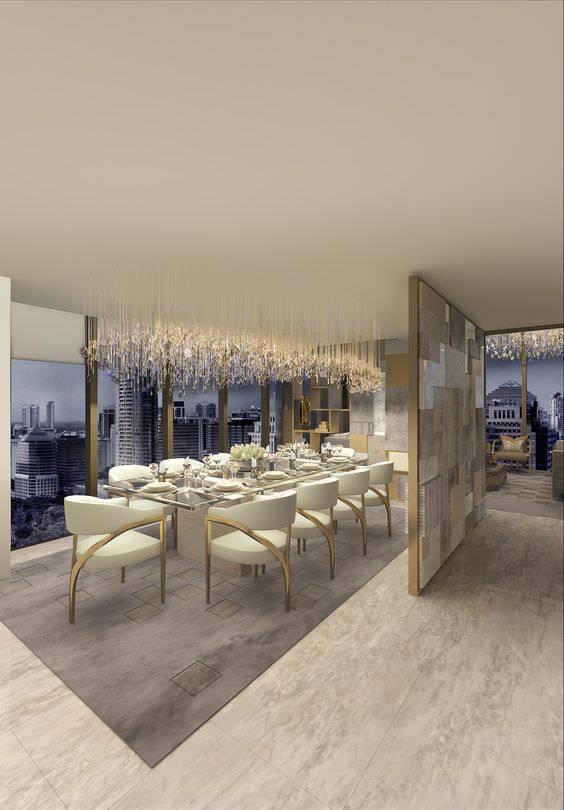 Restaurant dining room designs