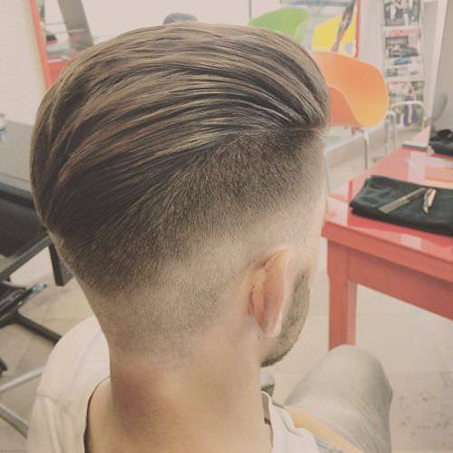 74+ Comb Over Fade Haircut Designs, Styles , Ideas Design Trends