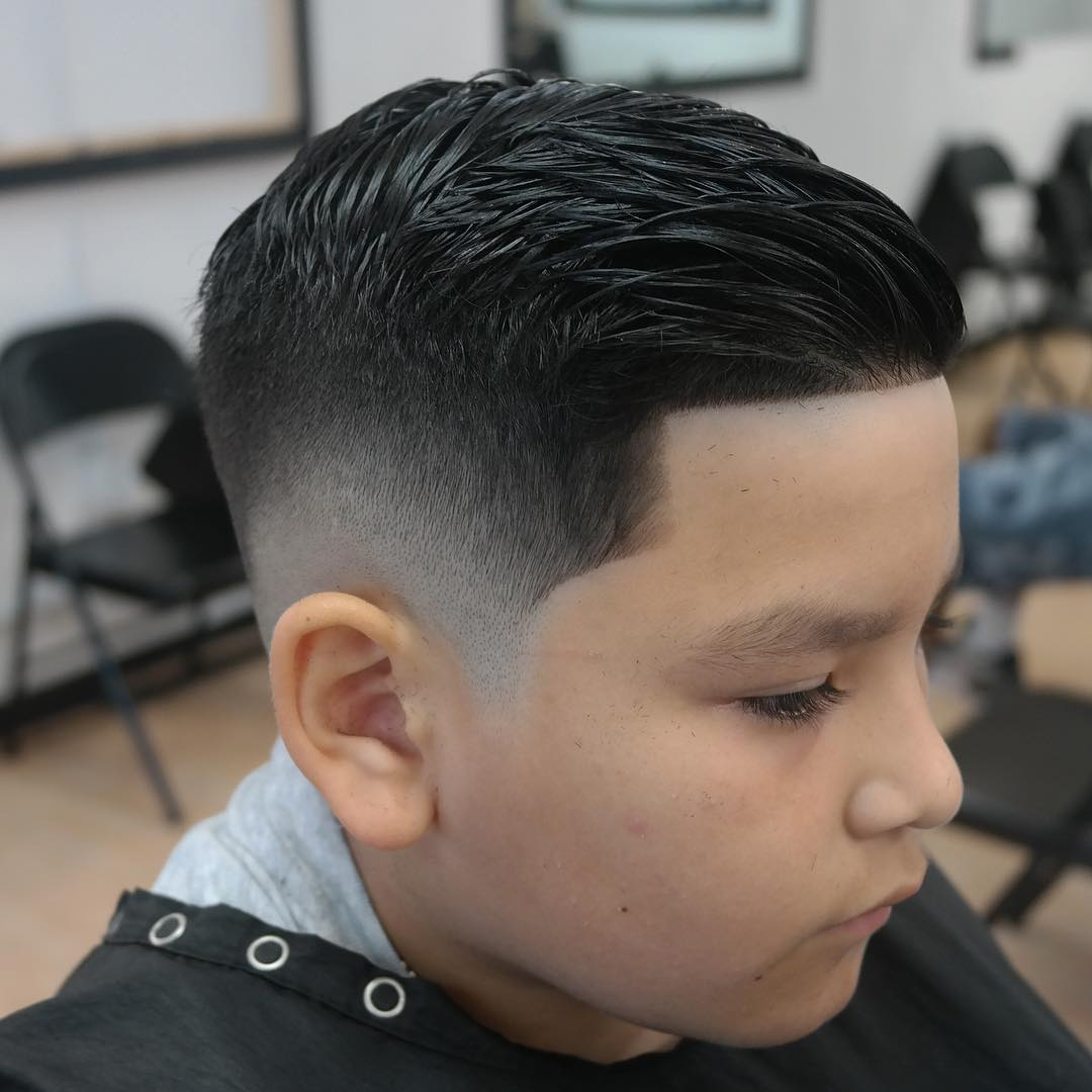 74+ Comb Over Fade Haircut Designs, Styles , Ideas