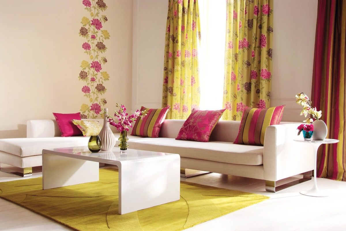 25+ Living Room Window Designs | Living Room Designs ...