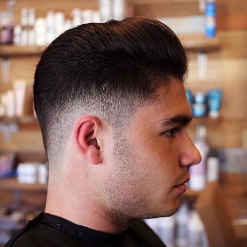 Taper Fade Haircut Designs Cut Transforms The Classic Design Trends