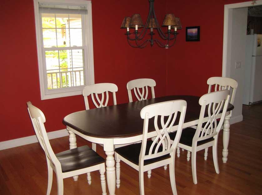 Red Dining Room Designs Dining Room Designs DesignTrends