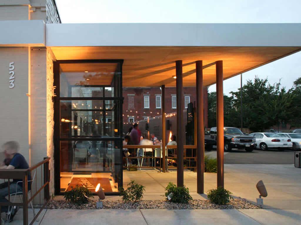 16 Outdoor Restaurant Designs Decorating Ideas Design
