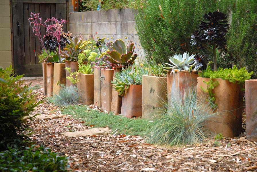 Garden Design With + Succulent Garden Designs Garden Designs Design Trends  With Vining Plants From Designtrends