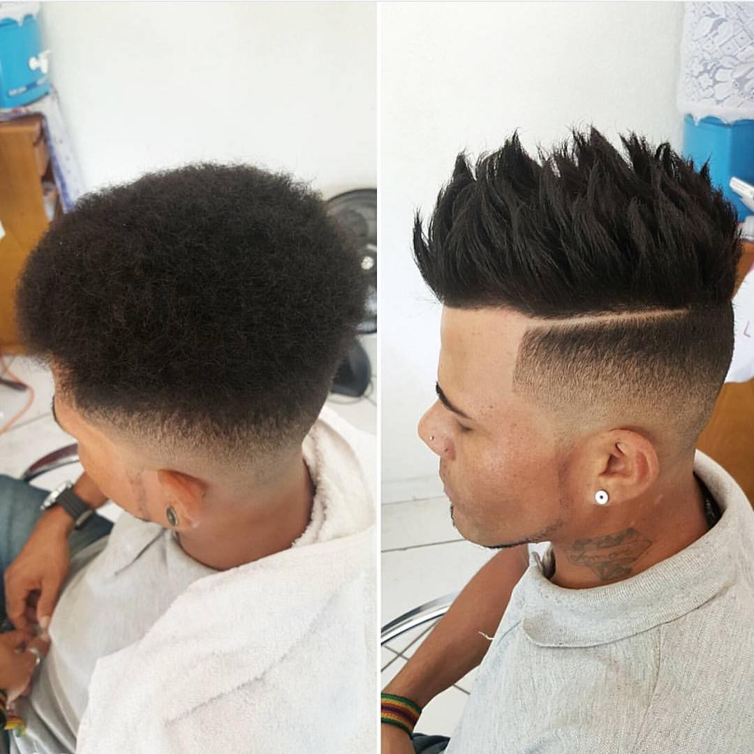 One And A Skin Fade Haircut Hairs Picture Gallery