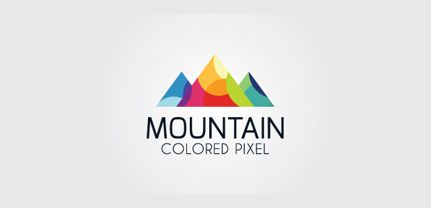 Cool Mountain Graphic Design