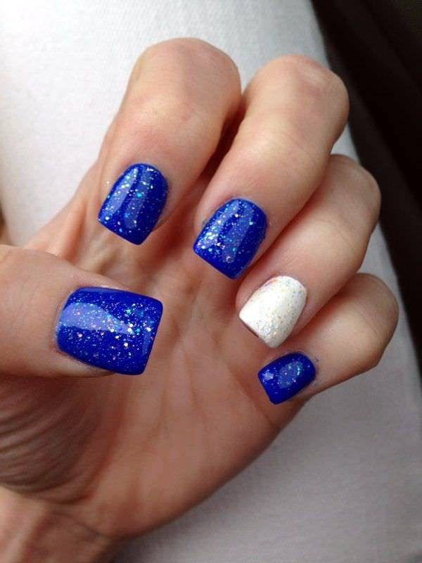 Cool Nail Designs For New Years