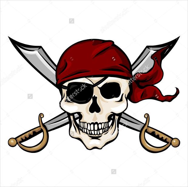 Pirates Logo Skull Pirates Logo Skull