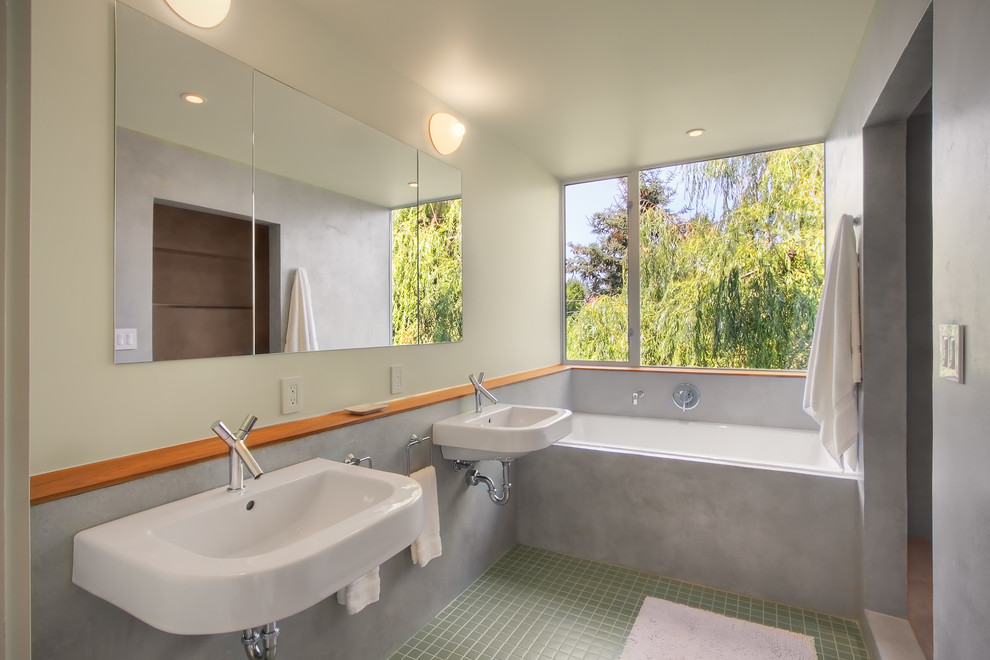 20 minimalist bathroom designs decorating ideas design trends - Compact showers for small spaces minimalist ...