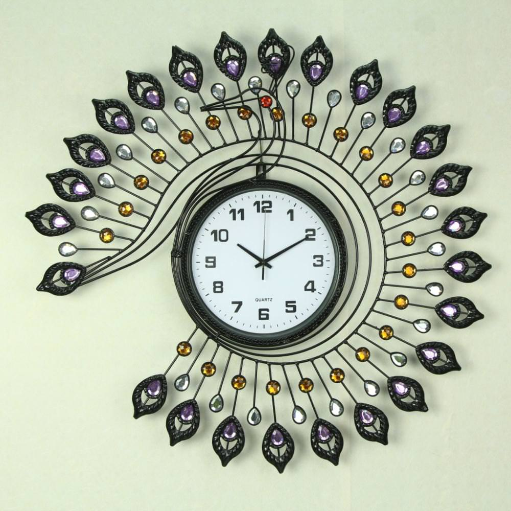 30 Wall Clock Designs Wall Designs DesignTrends