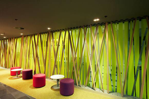 Wall Design Ideas For Office : Office wall designs decor ideas design trends