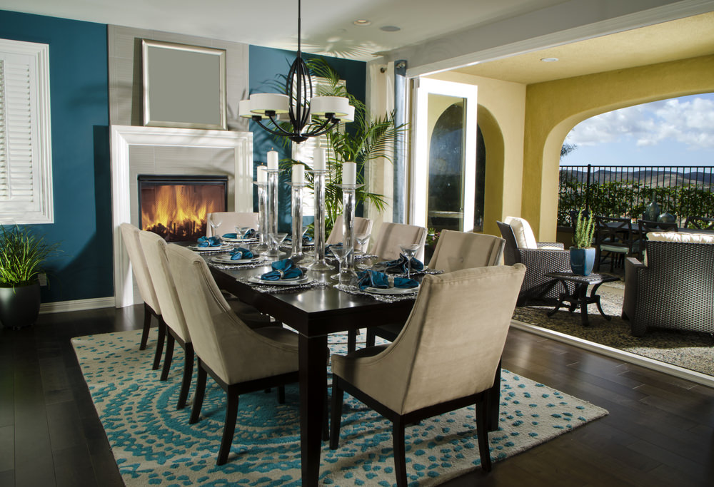 30 formal dining room designs dining room designs for Formal dining room ideas