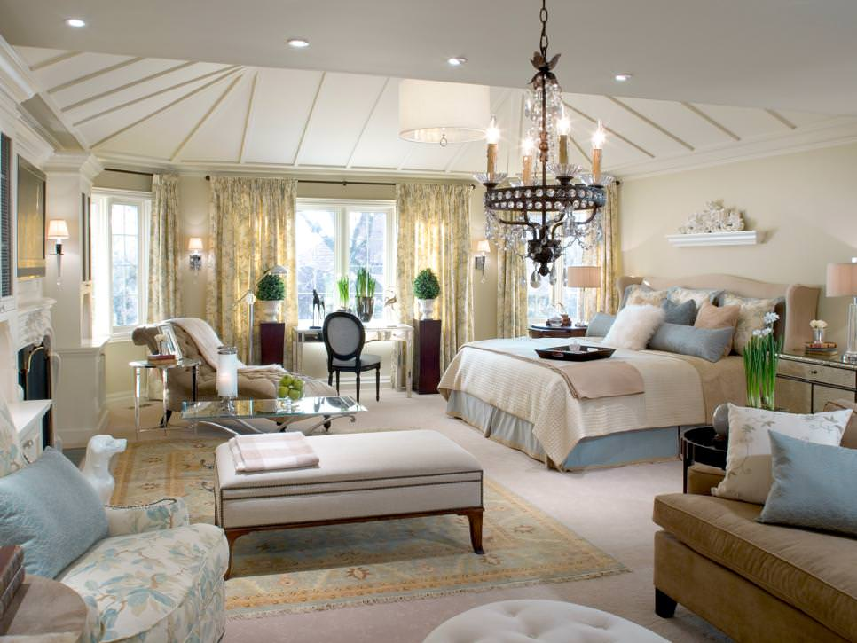29 elegant master bedroom designs decorating ideas for Master bedroom room ideas