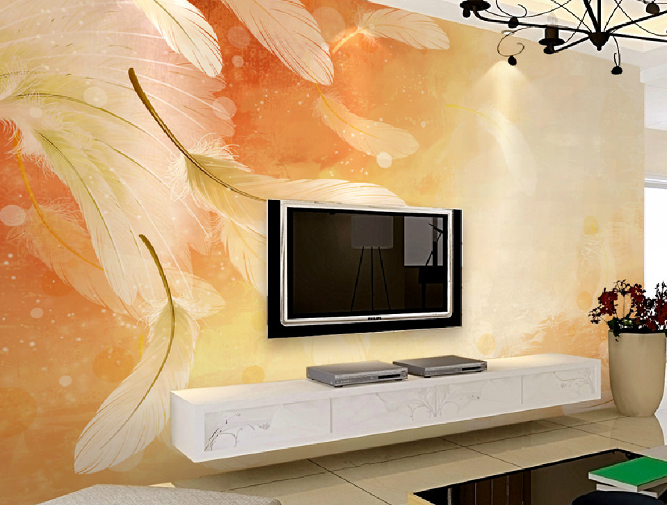 19 living room wall designs decor ideas design trends - Wall sculptures for living room india ...