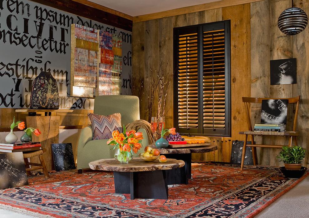 Eclectic Boho Farmhouse