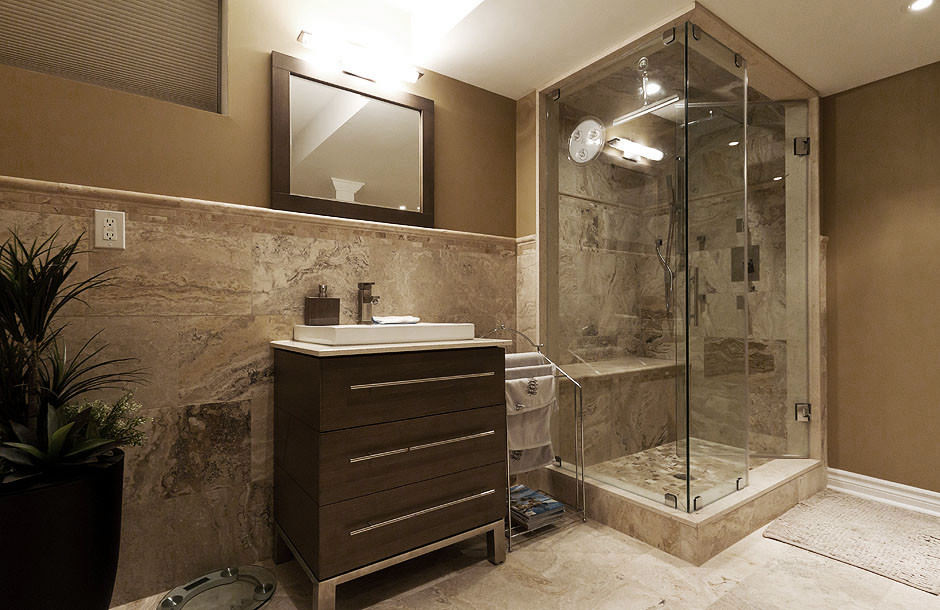 24 Basement Bathroom Designs Decorating Ideas Design Trends
