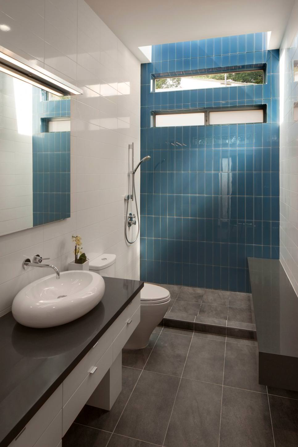 Modern Bathroom Accent Tile 28 Images Photos Hgtv 25