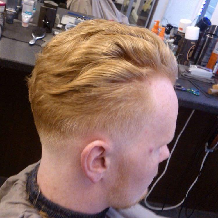 18 Temple Fade Haircut Designs Ideas Styles Design Trends