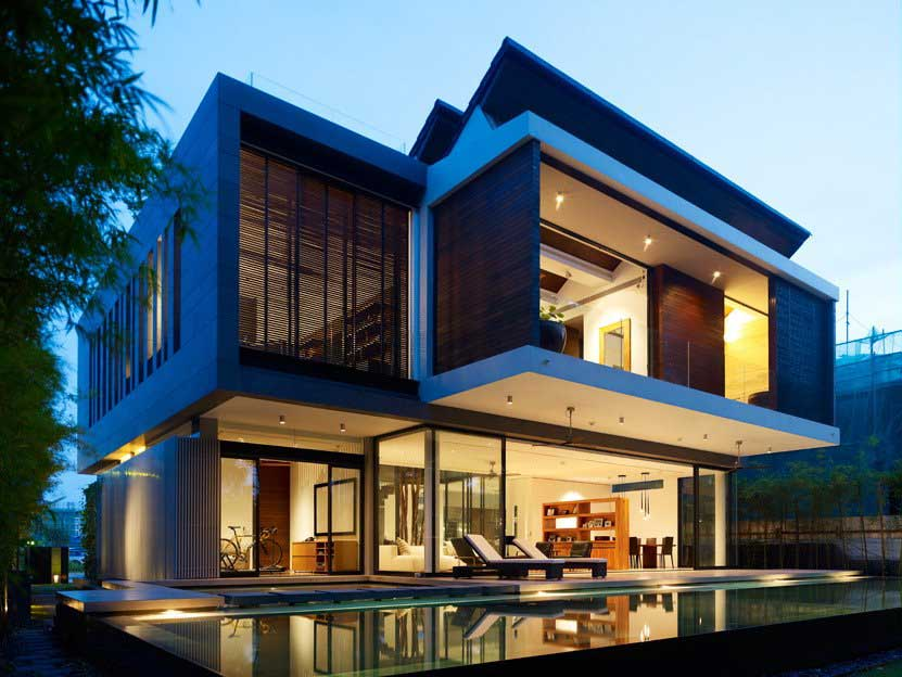 Charming Luxury Home Designers Architects