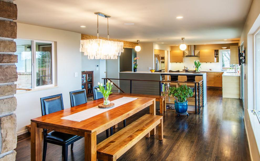 24 rectangular chandelier designs decorating ideas design trends - Rectangular kitchen design ...