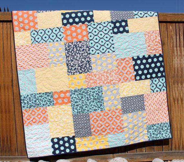 19 Baby Quilt Patterns Download Patterns Design Trends