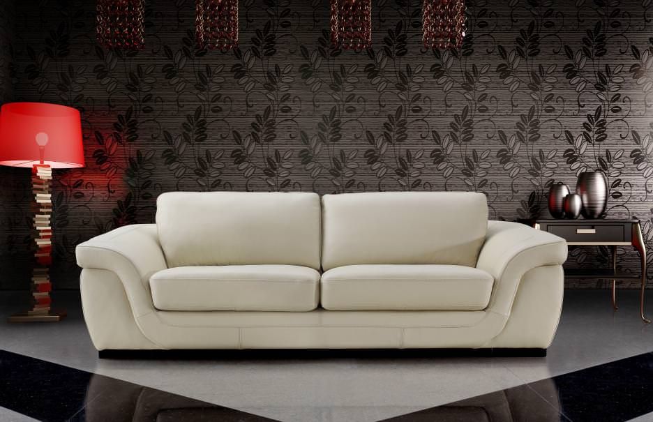 12 leather sofa designs ideas plans design trends. Black Bedroom Furniture Sets. Home Design Ideas