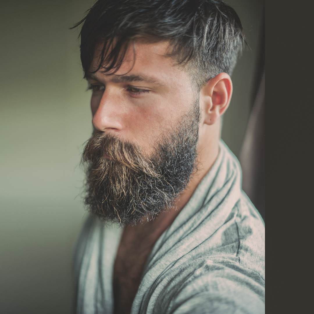 20 Men's Facial Hair Styles | Design Trends