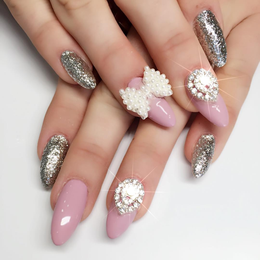 New acrylic nail trends – Great photo blog about manicure 2017
