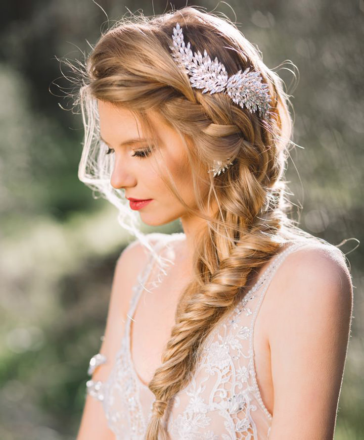 Wedding Hairstyle With Braids: 20 French Braid Hairstyles